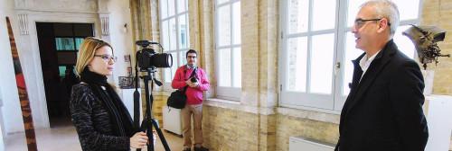 #servizi #riprese #interviste