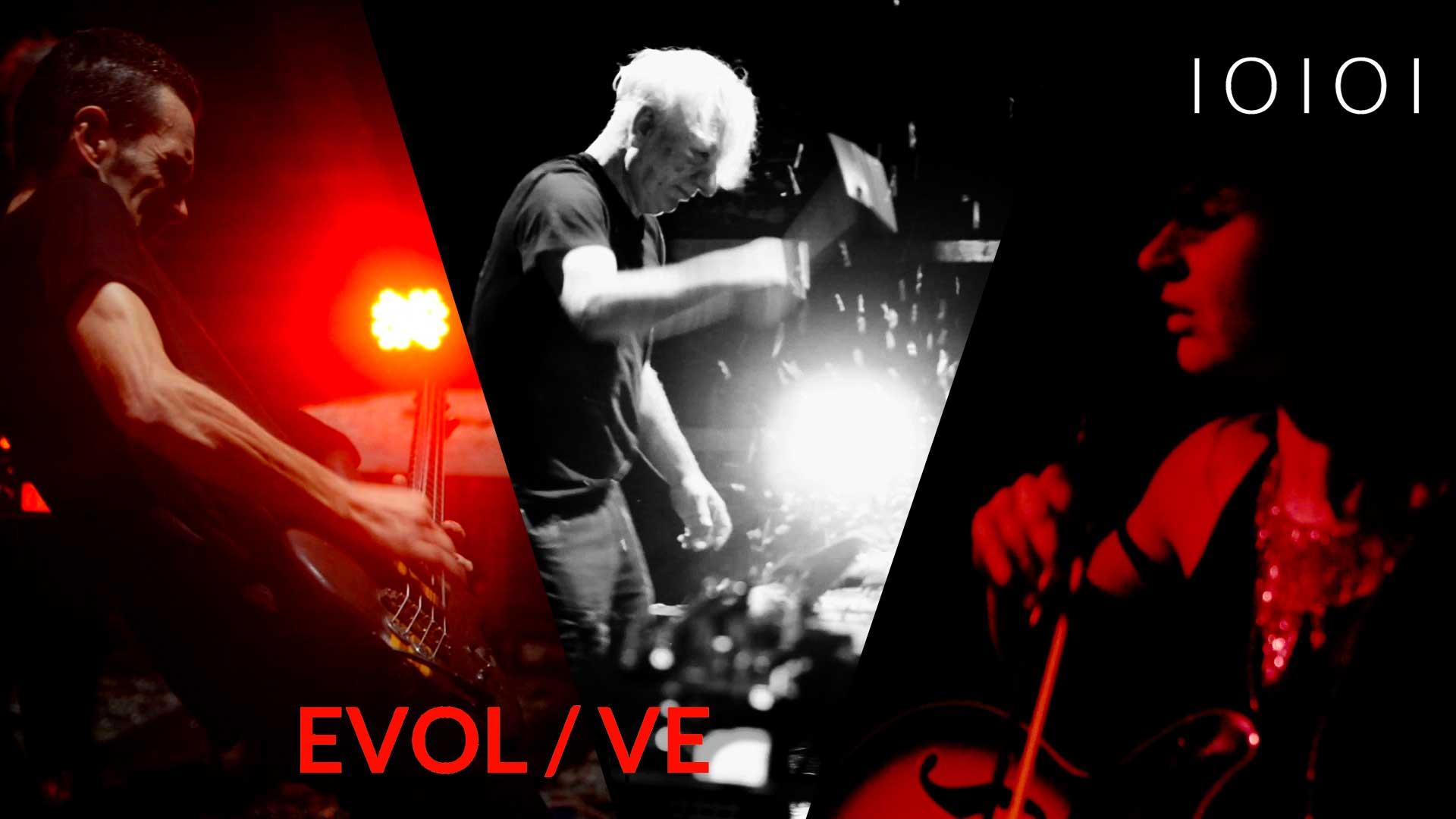 live evol/ve e ioioi