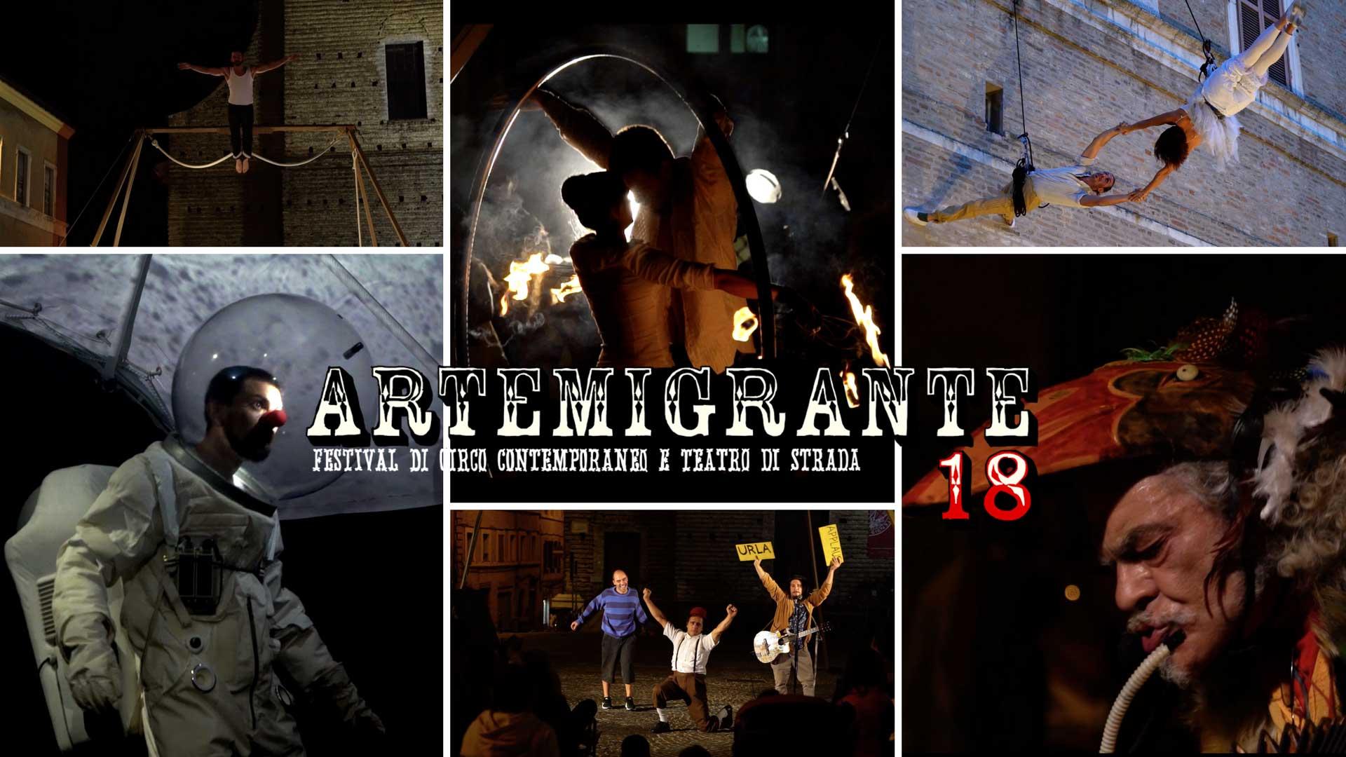 artemigrante 2017