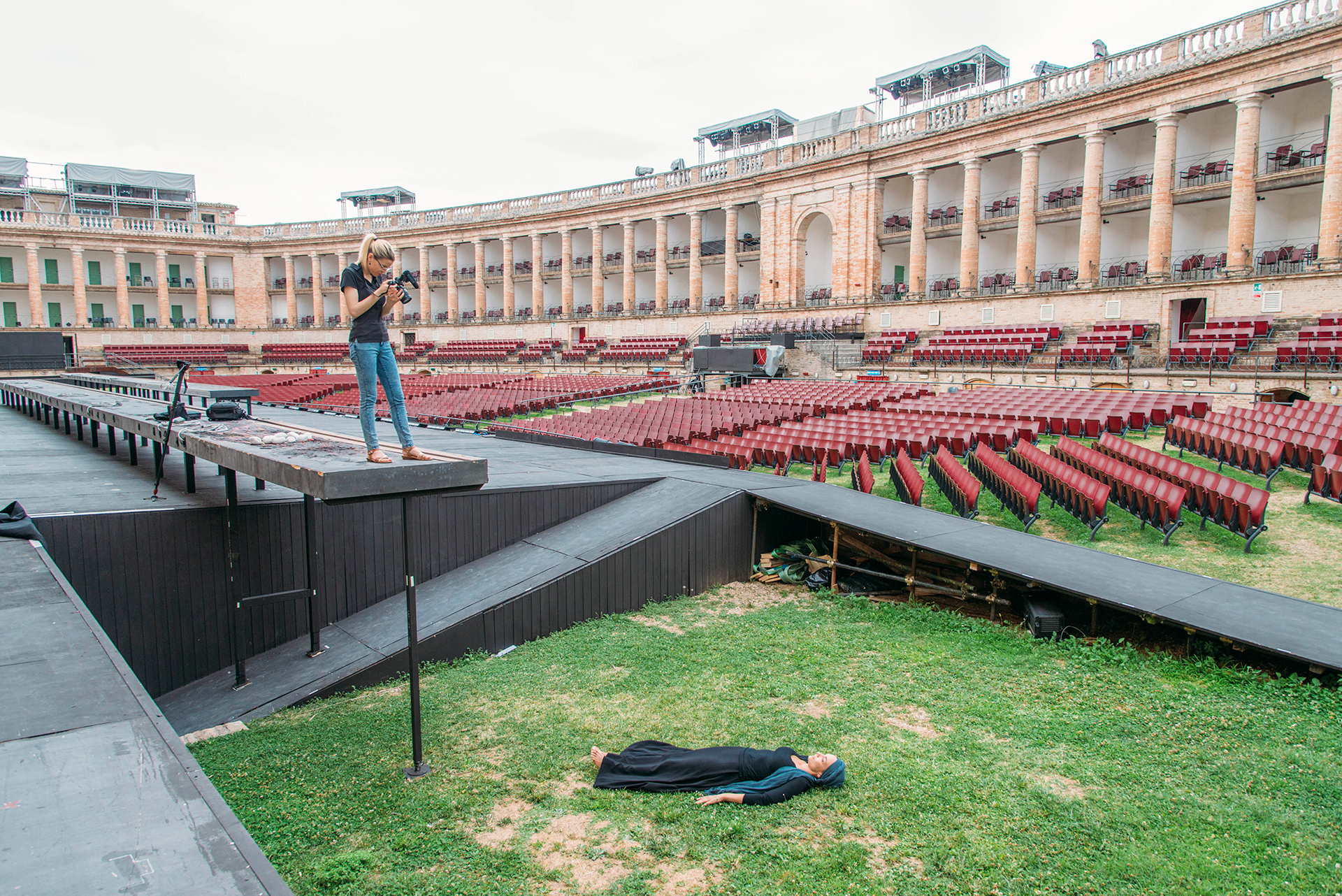medea, Macerata opera Festival, alia simoncini videomaker